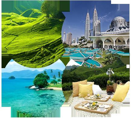 Trips in Malaysia